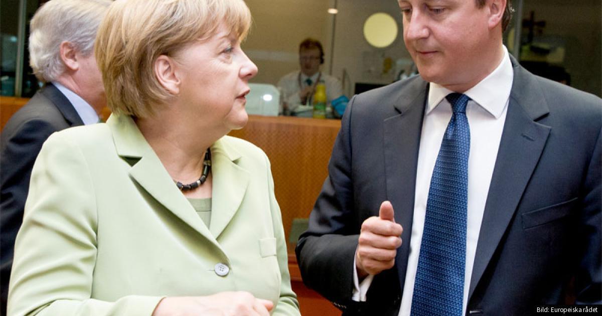 Merkel hoppfull trots svara samtal