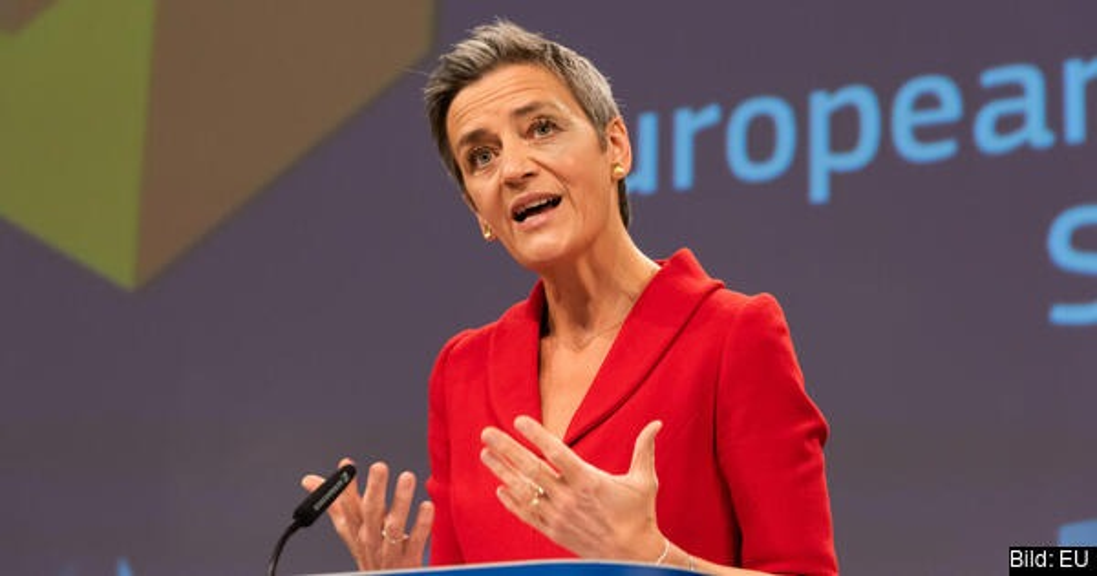 Tuffare krav på utländska statsstödda företag i EU