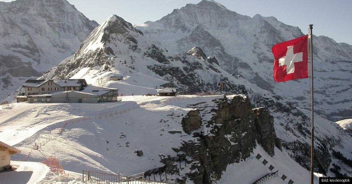 Schweiz gar med i varldsbanken