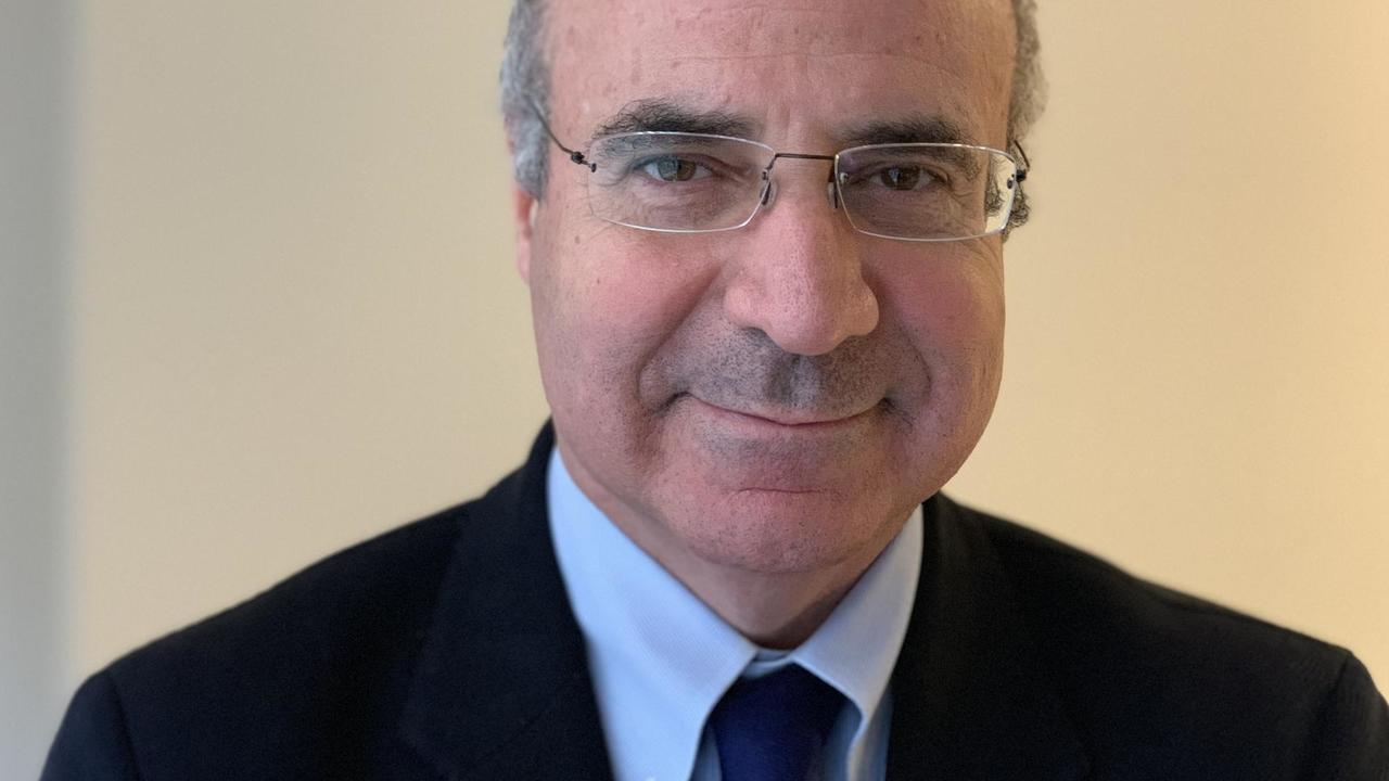 Finansmannen Bill Browder.